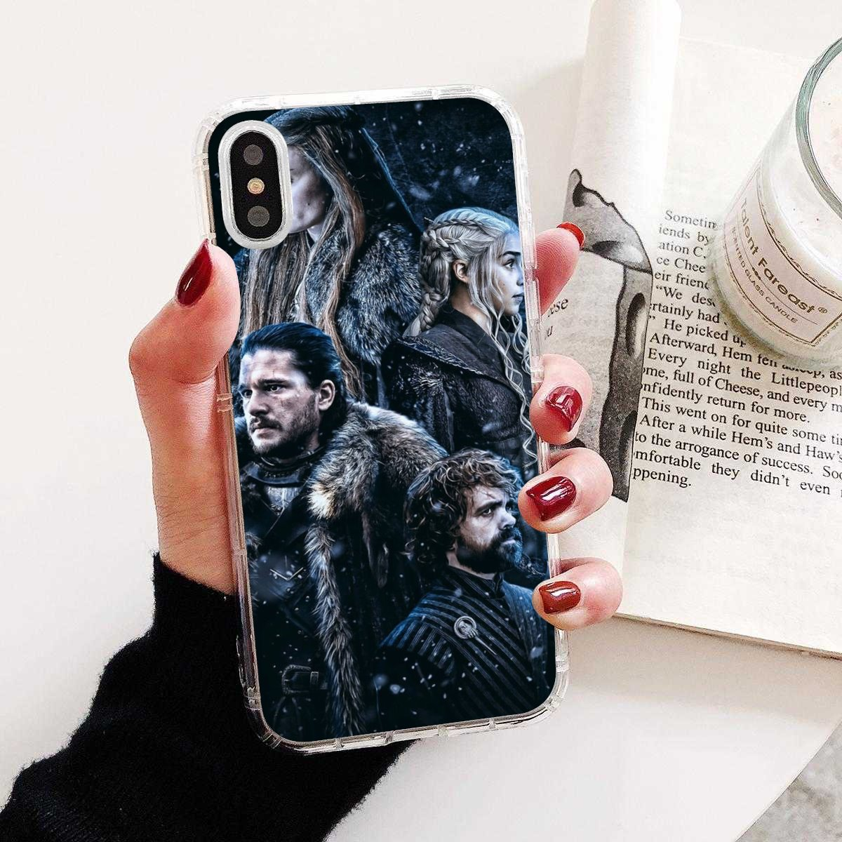 Cute Game Of Thrones For LG G2 G3 G4 Mini G5 G6 G7 Q6 Q7 Q8 Q9 V10 V20 V30 X Power 2 3 Spirit Stunning Silicone Phone Case