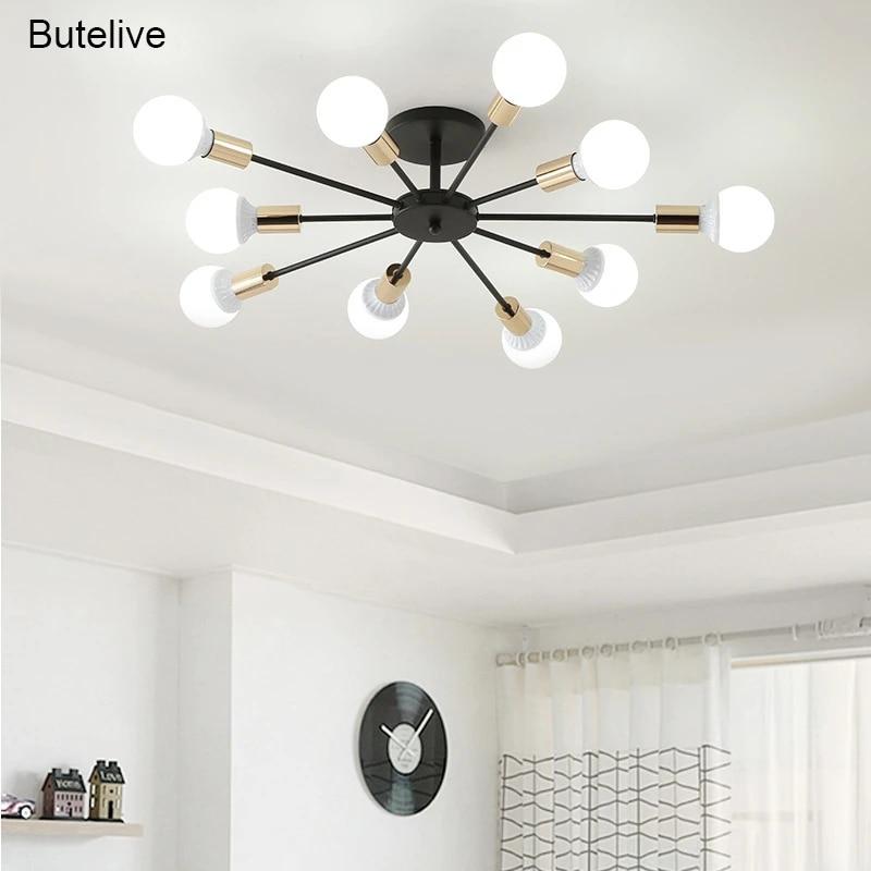 Cheap Modern Industrial Ceiling Lights