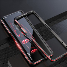 Metal Frame Edge Hard Protective Case for Nubia Z20 Accessories Phone Case Cover Shockproof Bumper Frame Shell for Nubia Z20