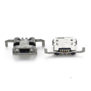 Image 2 - YuXi موصل شحن USB صغير ، 50 قطعة ، منفذ قفص الاتهام لوحدة تحكم Xbox One