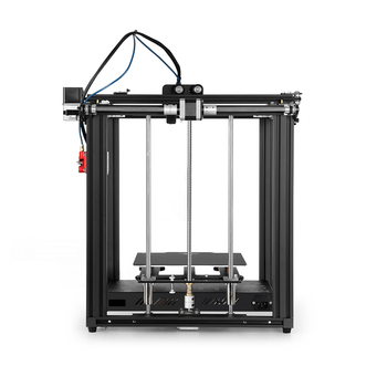 Ender-5 Pro drukarka CREALITY 3D cicha nowa z wstępnie zainstalowaną magnetyczną płytką wyłączanie wznowienie drukowania zamknięta struktura tanie i dobre opinie CREALITY Ender-5 Pro CN (pochodzenie) 1 75mm Normal 100mm s Limit 180mm s 0 1-0 4mm English Language 1 75mm PLA ABS TPU Copper Wood Carbon Fiber Gradient