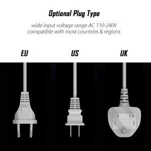 Image 4 - Ledディスプレイ 8 ポートマルチ高速usb充電器急速充電 3.0 複数のusb電話充電ステーションユニバーサルusbハブ充電器qc 3.0