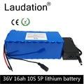 Laudation 36V 16ah Аккумулятор для электрического велосипеда  высокая мощность и емкость  42V литий-ионный аккумулятор для мотоцикла  электрический ...