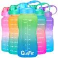 Бутылка для воды BuildLife из тритана, 128 унции, 64 унции, л, 2 л