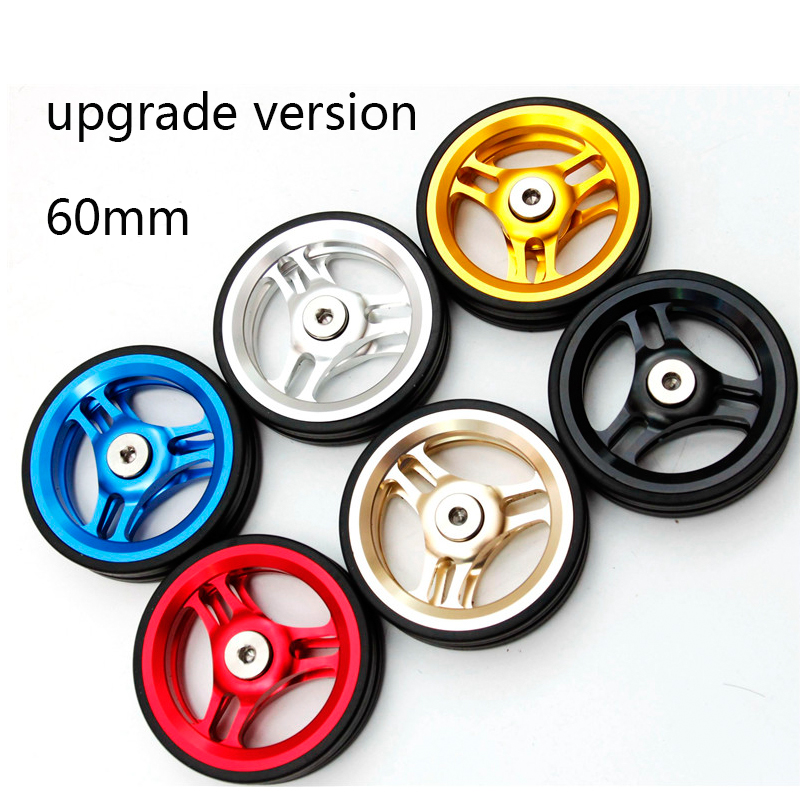 ACE Lightweight Crank Arms Dust Cover Bolt Set for Brompton Bicycle
