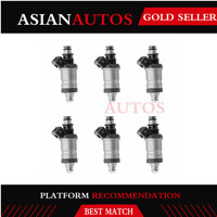 65L 13761 00 00 65L137610000 18715T1 Fuel Injector For YAMAHA OUTBOARD 97 05 150 250HP OX66 For Yamaha 150 200 225 250 HP 2 Stro