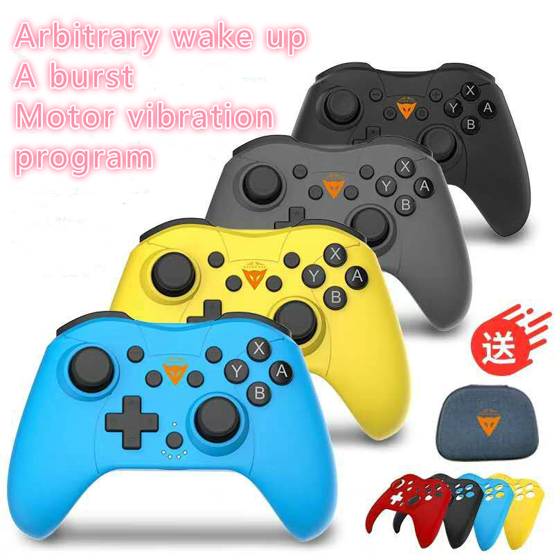 PS4 XBOX ONE Xbox360 New 3DS  SWITCH Wireless Controller NS Mini Small Controller NFC Vibration Wake-up Controller Bluetooth