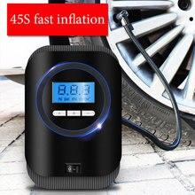 Digital Tire Inflator DC 12 Volt Car Portable Air Compressor Pump Car Air Compressor