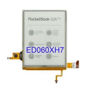 Сенсорный экран с подсветкой и сенсорным экраном для PocketBook touch Lux 3 PB626(2)-100%, новый, ed06xh7 ed06xd4, 6 дюймов, D-WW