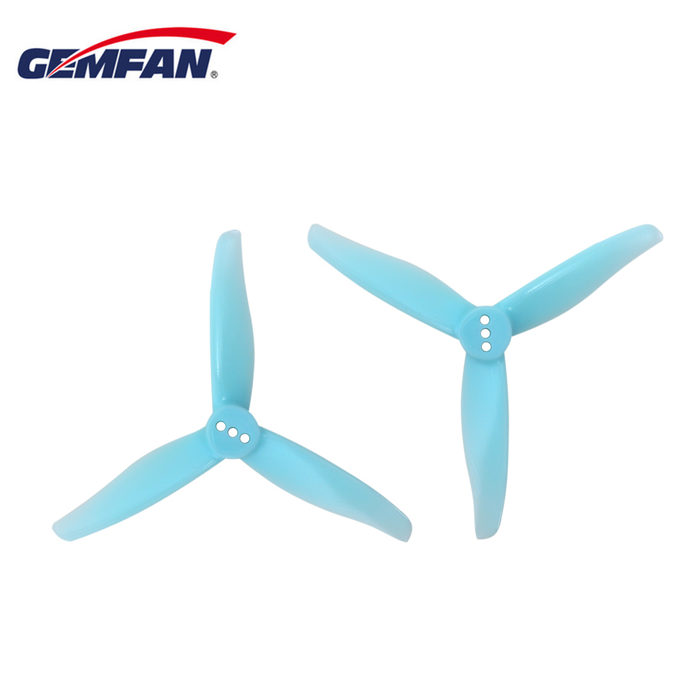 12Pairs 24PCS  GEMFAN 3016 3 Inch 3 blade PC Propeller 1.5mm/2mm Hole for RC Drone FPV Racing|Parts & Accessories| |  - title=