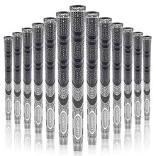 Golf Grips 9PCS/LOT Golf Club Grips Iron And Wood Grips Midsize 26.5cm Anti-Slip Grip Multi Compound Golf Grips sniper undersize 56r golf grip exclusive sales superior quality anti slip wearall weather grips 13pcs lot mixed color