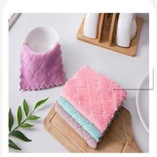 Household dishwashing kitchen towel кухонные полотенца wipes тряпка для кухни полотенце полотенца кухонные micro fiber towel