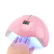 Лампа для ногтей, УФ светодиодная лампа, материал, профессиональная лампа, Сушилка для ногтей, лампа, лампа для маникюра, гель для маникюра, Secador De Unha Fornetto Unghie Led