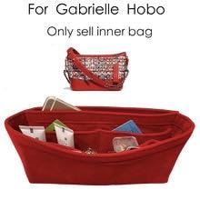 Для gabrielle hobo Органайзер Кошелек вставка сумка формирователь