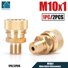 Sockets PCP Thread M10x1 8mm Coupler Refilling Copper-Fittings Quick-Disconnect Pneumatic-Air