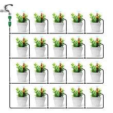 Автоматическая микрокапельная система полива 15 м садовый спрей