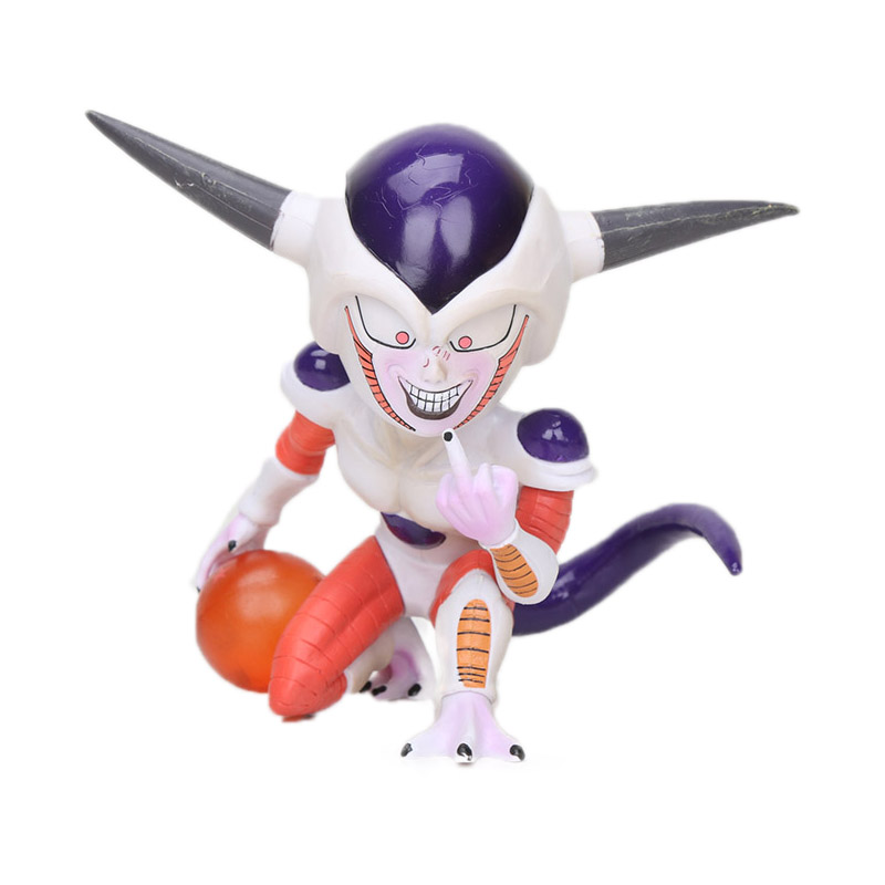 8-30 см Dragon Ball Z SCultures, большая серия Budoukai, фигурка из лазурита, наппа, радиц, Гоку, плавки, Вегета, сатана, Коллекционная модель - Цвет: 3128 new freeza opp