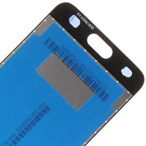 Image 5 - شاشة هاتف ذكي, شاشة سامسونج جالاكسي 5 بوصة شاشة أموليد J5 Prime G570 G5700 G570F G570M شاشة عرض LCD تعمل باللمس مجموعة محول رقمي أجزاء + حزمة خدمات