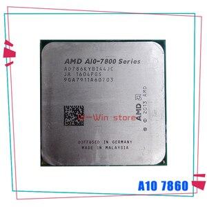 Image 1 - AMD A10 Series A10 7860 K A10 7860 K 3.6 GHz رباعية النواة معالج وحدة المعالجة المركزية AD786KYBI44JC المقبس FM2 +