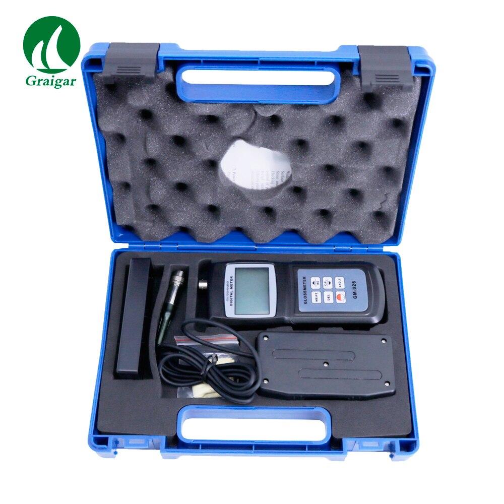 Portable Digital Gloss Meter GM-026 ...