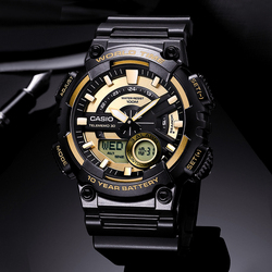 Casio watch selling watch men top luxury set military digital watch sport 100m Waterproof quartz men watch relogio masculino
