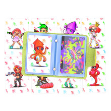 Game-Cards Marina Splatoon Ntag215 Nfc Tag 16 Full-Set 2-Lnkling-Switch/wii-U High-Quality