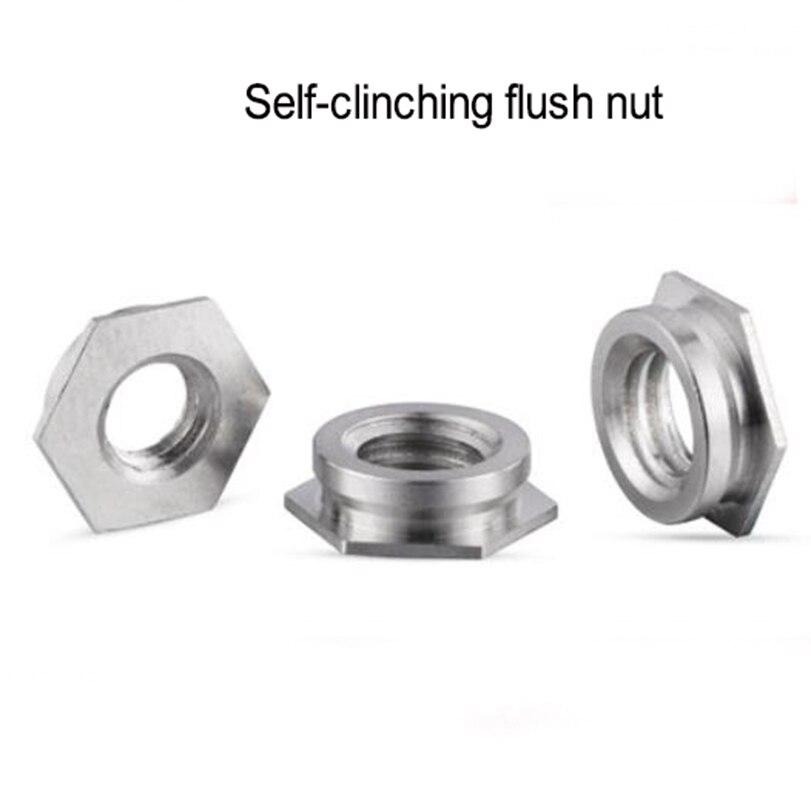 F-M2.5-1 Type F Pemsert Self-Clinching Flush Fasteners Metric