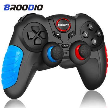 Wireless Bluetooth Gamepad For Nintendo Switch Pro Controller Game joystick For Nintendo Switch NS lite Console For Windows PC new bluetooth wireless gamepad for nintendo switch pro controller for nintend switch console game joystick for android pc handle