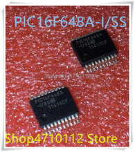 NEW 10PCS LOT PIC16F648A I SS PIC16F648A PIC16F648 16F648A SSOP 20 IC