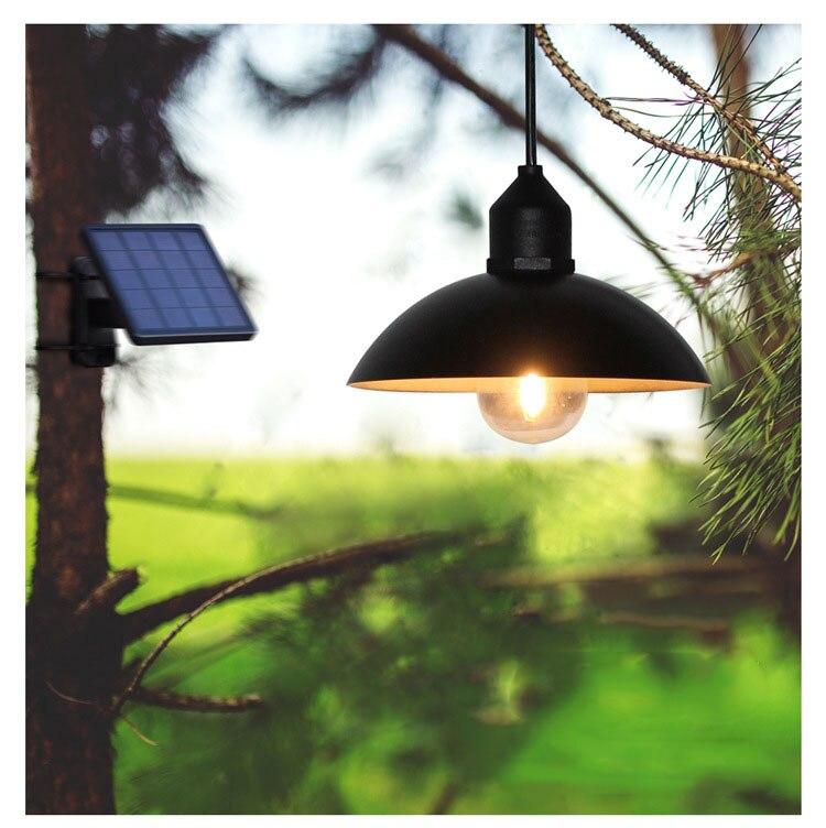 cabo pendurado luz para jardim ao ar livre lâmpada quintal