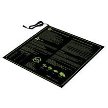 Нагревательный коврик для рассады 50x25 см водонепроницаемый