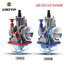 ZSDTRP-مكربن وقود عالي السرعة ، لـ Keihin Pwk ، مكربن 28 30 32 34 مللي متر ، 4T PWK Carb Fit 4T 50cc إلى 300cc