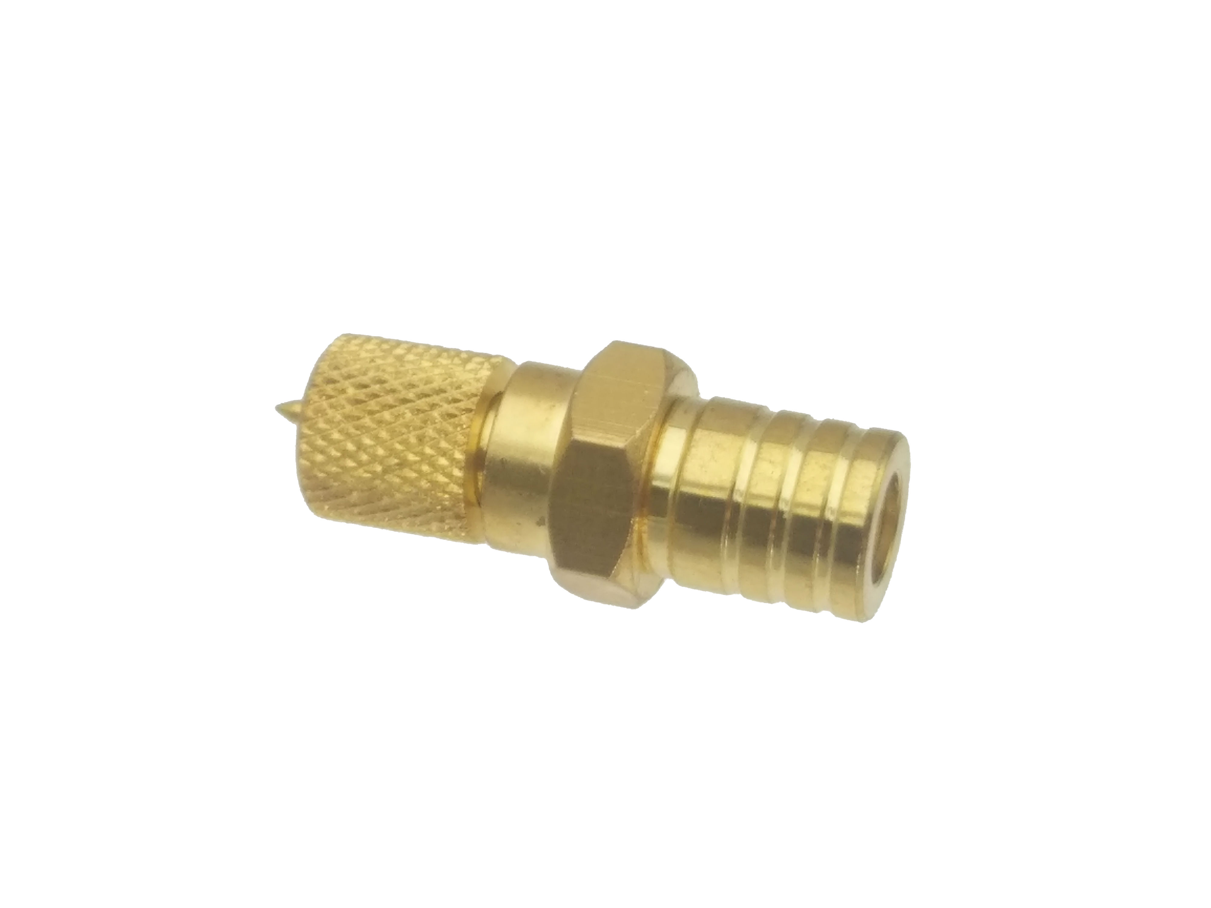 1pce BNC Male to L5 Microdot 10-32UNF Female Adapter for Ultrasonic Flaw