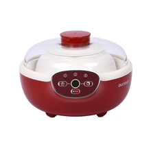 Йогуртница с 3 режимами и керамизической машиной 1,5 литра OURSSON FE2305D/DC