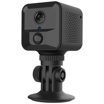 MOOL Low Power Home Security HD Camera Wireless Network Camera Surveillance Wifi PIR Body Sensor Night Vision Baby Monitor