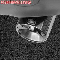 바디 리어 패널 테일 스 로트 자동차 장식 크롬 자동차 스타일링 액세서리 커버 18 19 랜드 로버 디스커버리 스포츠