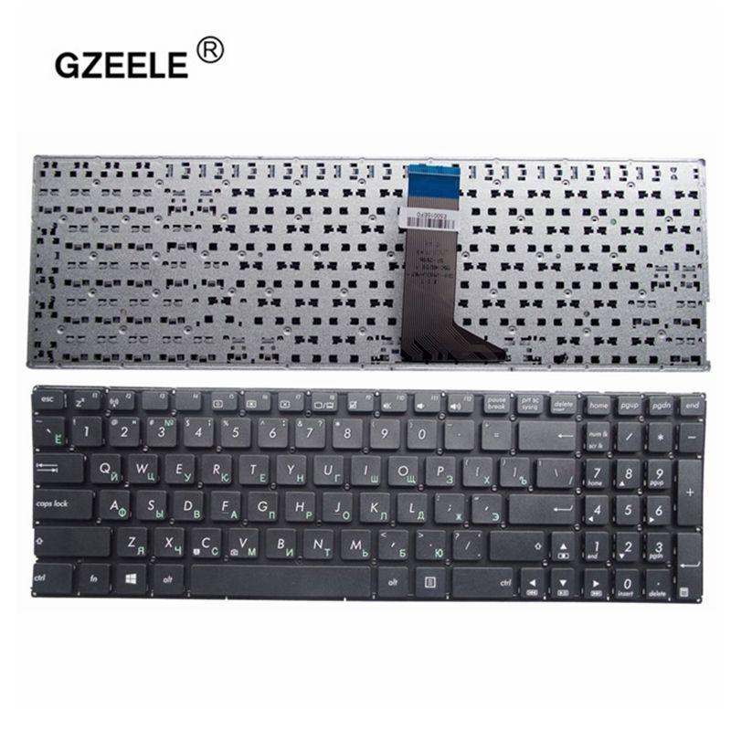 Russian Laptop Keyboard For ASUS X553 X553M X553MA K553M K553MA F553M F553MA RU