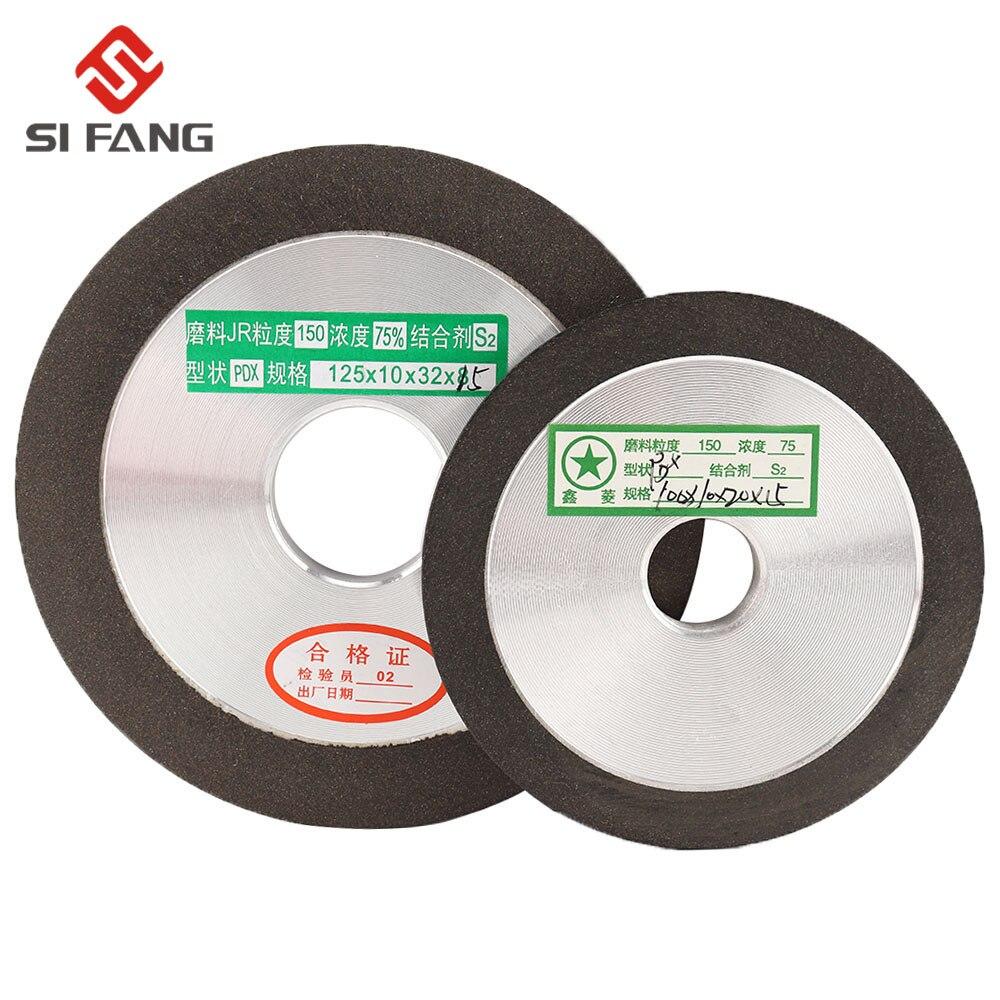 Roda de Moagem Cortador de Carboneto Diamante Disco Metal Moedor Buraco Polimento Corte Moagem Ligas Duras 100 – 125mm Pdx