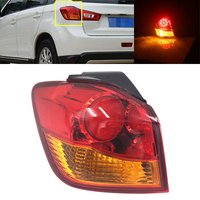 beler Black Left Outer Tail Light Brake Lamp fit for Mitsubishi Outlander Sport RVR ASX 2011 013 2014 2015 2016 2017 2018 2019
