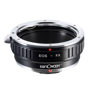 Image 2 - K & F CONCEPTสำหรับEOS FXกล้องเลนส์อะแดปเตอร์แหวนสำหรับCanon EOS EF/EFS Mountเลนส์สำหรับfujifilm X Mount Fuji X Pro1 XPro1 X