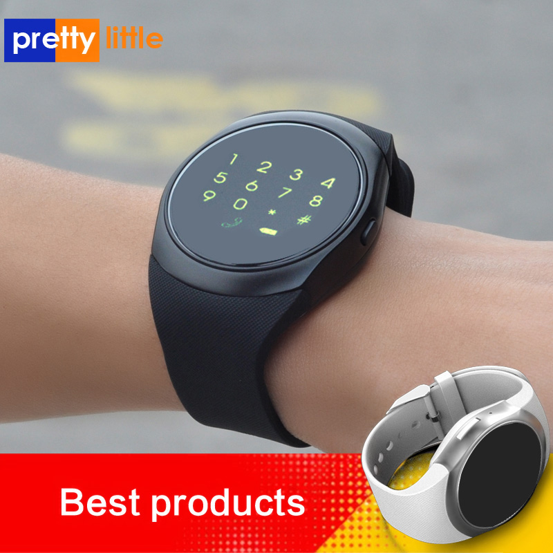 Montre intelligente hommes android avec écran tactile p20 carte sim cadran appel relogio smartwatch horloge avec whatsapp Facebook fitness tracker