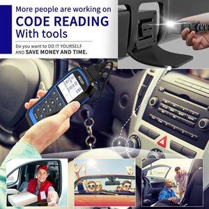 Image 5 - FCAR F507 OBD2 Diagnostic Tools Erase Codes Reader Read ECU Engine ABS Transmission Heavy Duty Truck Free Update Car Scan Tool