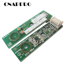 12x DV311 DV512 unidade desenvolvedor chip para Konica Minolta Bizhub C220 C280 C360 C224 C284 C364 C454 C554 chip de redefinição