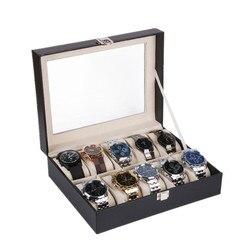 Бесплатная доставка shou biao xiang/коробка для браслетов/коробка для часов кожаная коробка для часов