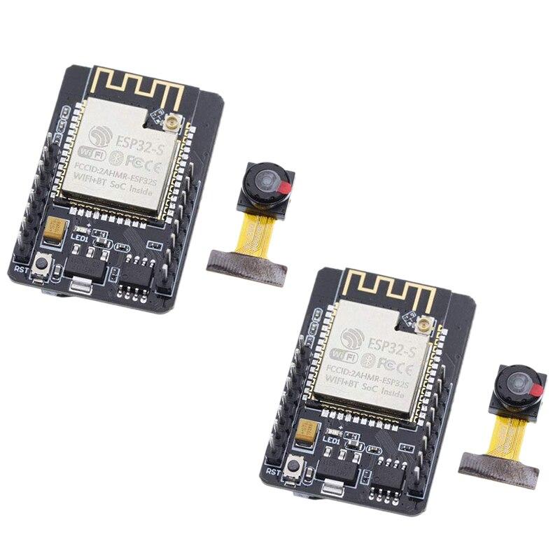 ESP32-CAM Development Board With Wifi Module//ESP32 Serial Port To Wifi BD