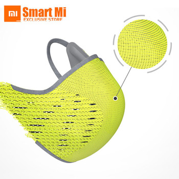 Stock 2020 Xiaomi Mijia Airpop  Active Mask Filter Top F95 Anti Virus Replaceable Washable Outdoor Sports Breathable RoHS