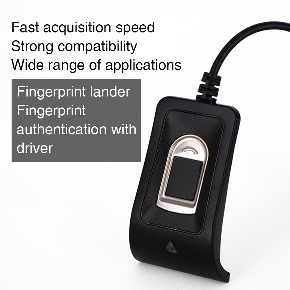Биометрический компьютер считыватель отпечатков пальцев устройство распознавания безопасности профессиональный ключ мини USB шифрование безопасный ПК ноутбук портативный Быстрый