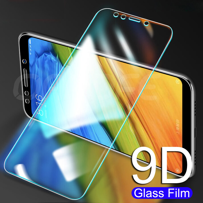 9D Tempered Glass For Xiaomi Redmi Note 4 4X Pro Screen Protector On The Redmi 4 Pro 4X 4A S2 Go K20 K30 Protective Glass Film
