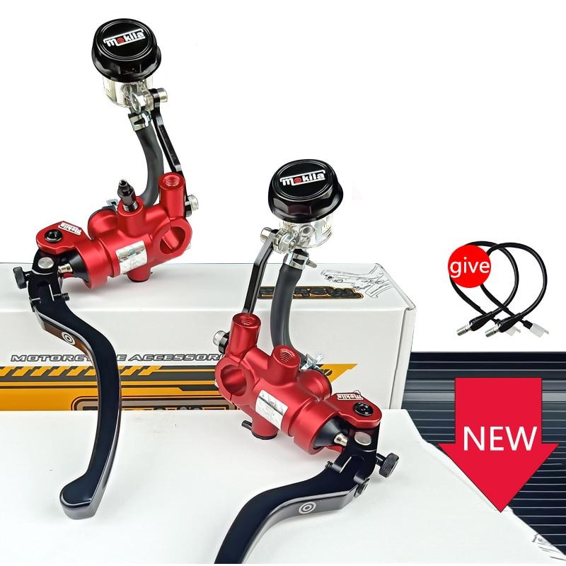 Universal 17rcs/19rcs motorcycle brake clutch pump lever Radial master cylinder 7/8