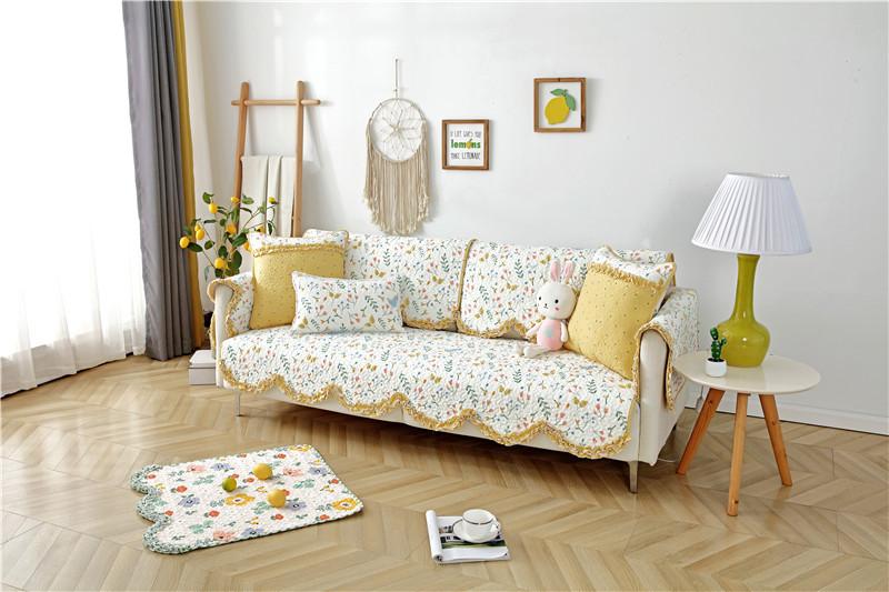 1 шт мягкие сезонные чехлы для диванов Нескользящие съемные